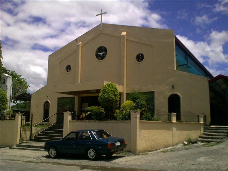 Sta. Ana Church of Dupax del Norte, Nueva Vizcaya