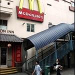 McDonalnald is everywhere...