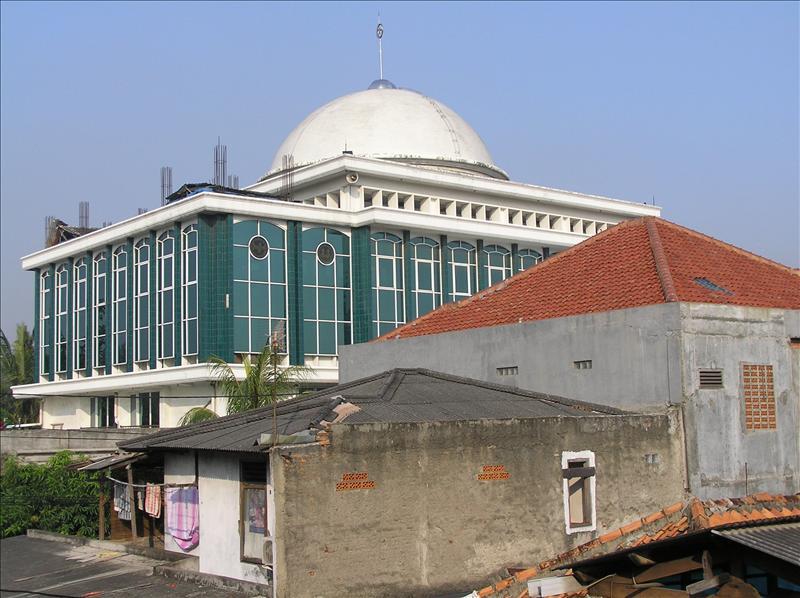 My neigborhood, Jakarta