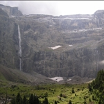 .. up to the cirque de Gavarnie with Europe
