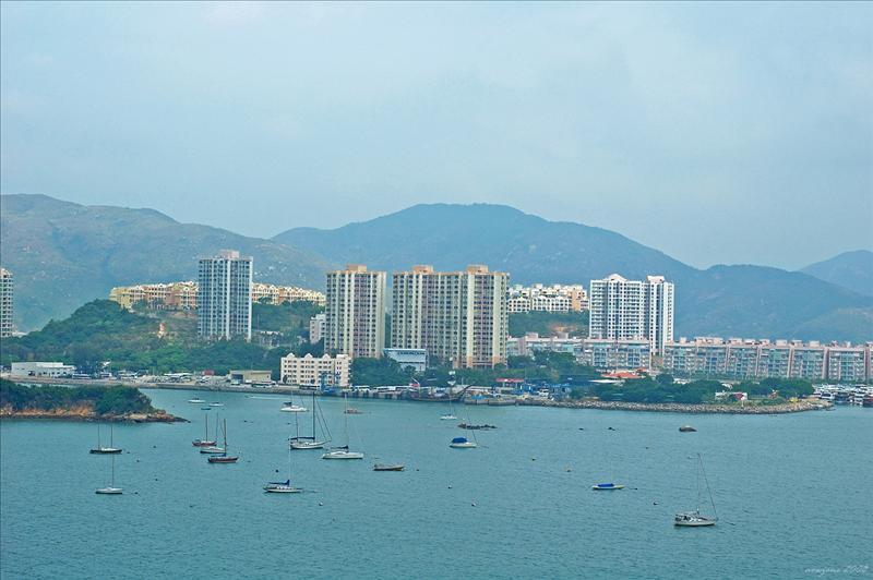 愉景灣 Discovery Bay