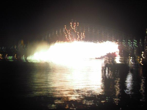 Harbour Bridge NYE