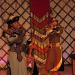 Moon Stone Ensemble - Traditional Mongolian Music, Ulaanbaatar, Mongolia, 30.7.2010
