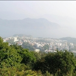 View from Sheung Yeung Shan上洋山下望
