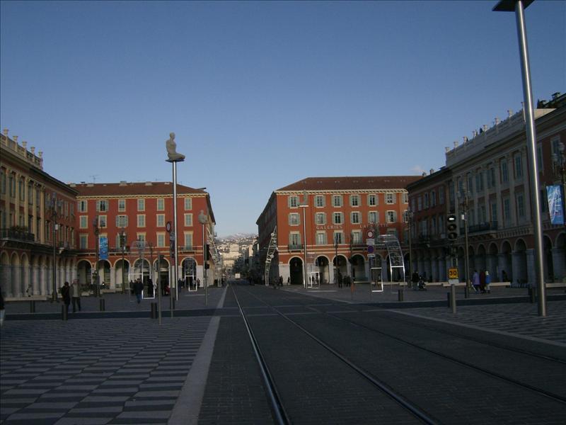 Massena square   Nice