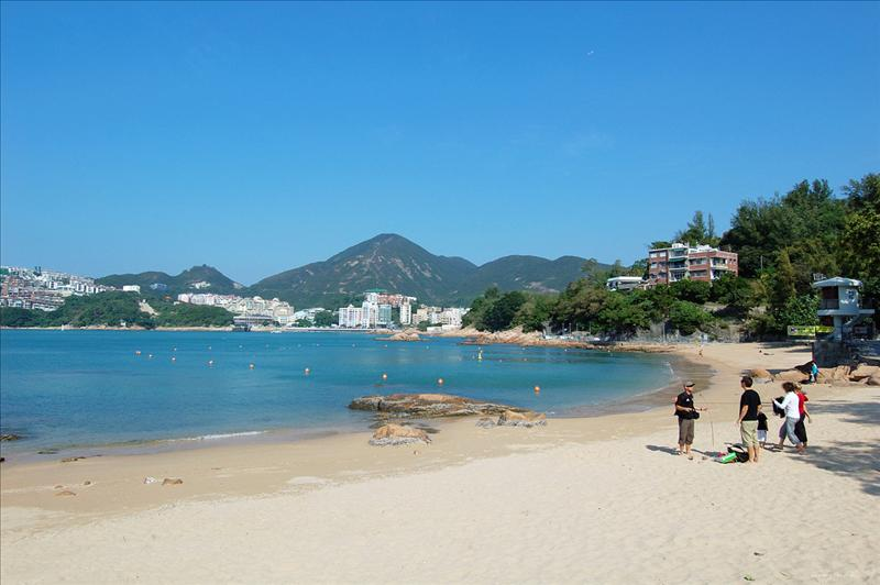 接聖士提反灣 St. Stephen's Beach