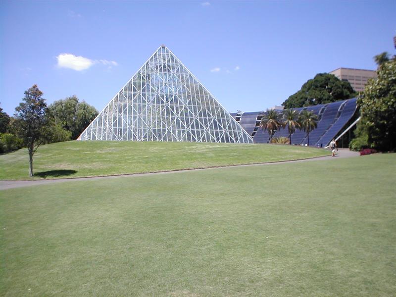 City park Sidney