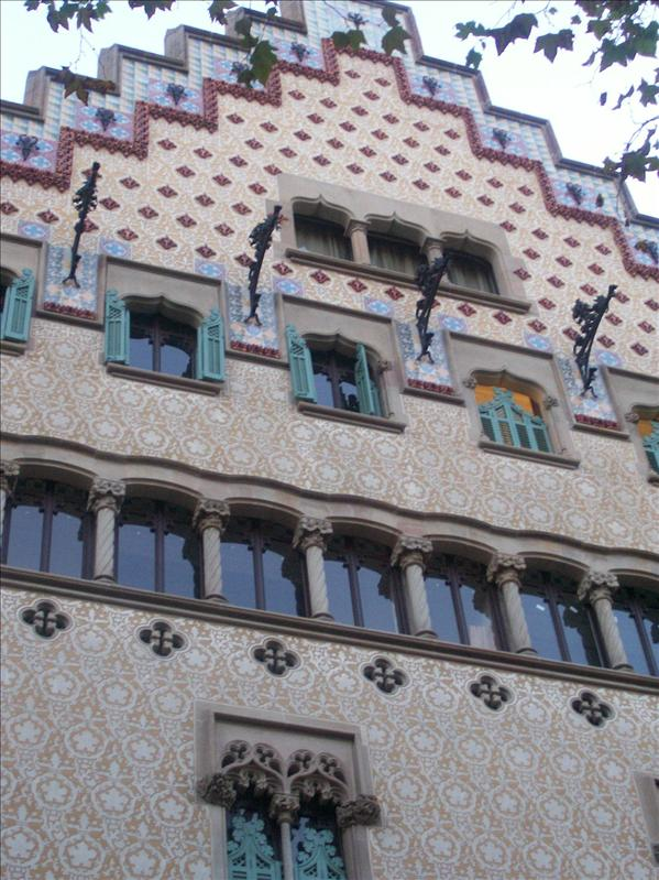 Barcelona, Casa Amatler