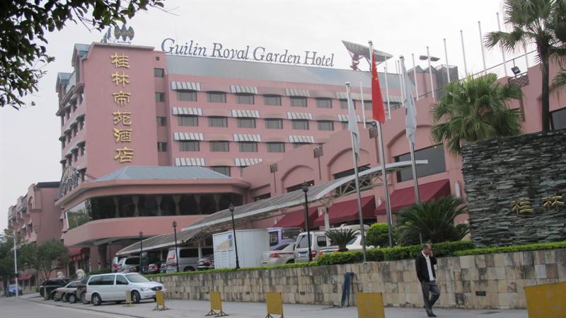 Hotel in Guilin ( 桂 林 )