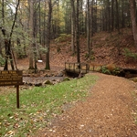 Flat Rock trailhead