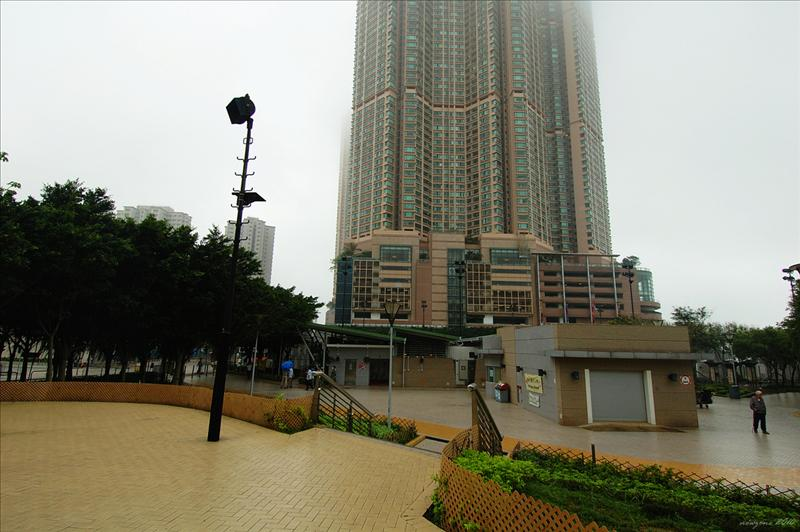 小西灣中央公園起步 Start at Siu Sai Wan Central Park