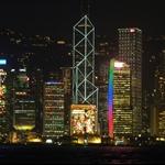 香港的聖誕燈飾