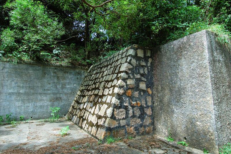 松林廢堡Pinewood Battery