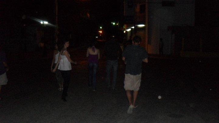 one of many nights out in san juan del sur