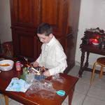 Verjaardagen kinderen 2008
