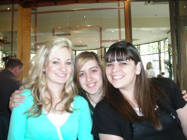 Taylor, Millie and I