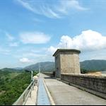 大欖涌水塘主壩  Tai Lam Chung Reservoir Main Dam