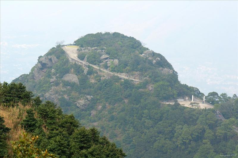 回望觀音山 Kwun Yum Shan