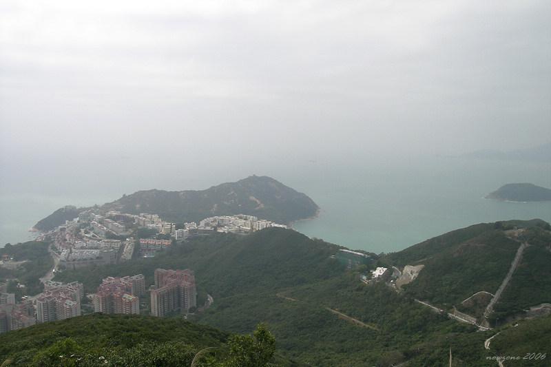 Chung Hom Kok舂坎角
