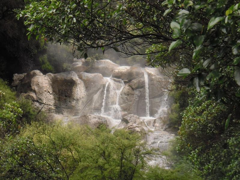 Hells Gate waterfalls