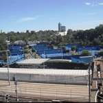 Melbourne - tennis