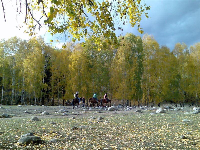 Hemu, Xinjiang