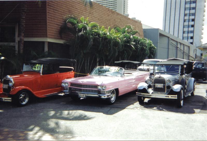 Waikiki rent a car