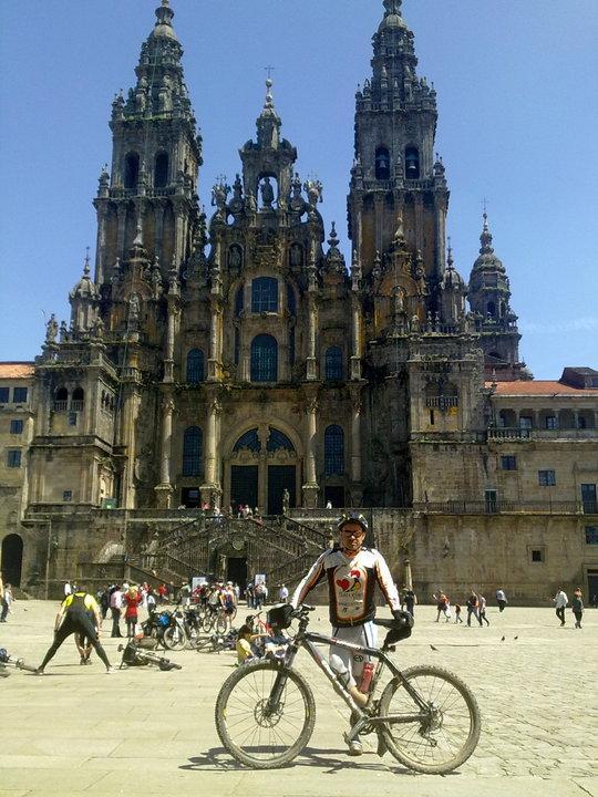 ... Catedral de Santiago ... objectivo alcançado ...