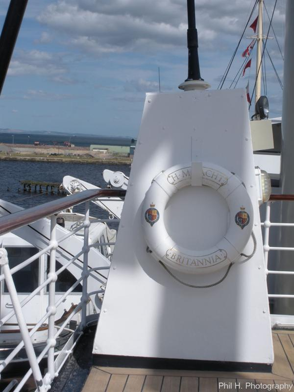 Edinburgh (Royal Yacht Britannia)