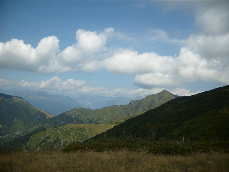 traversata Monte Lema-Monte Tamaro•2009