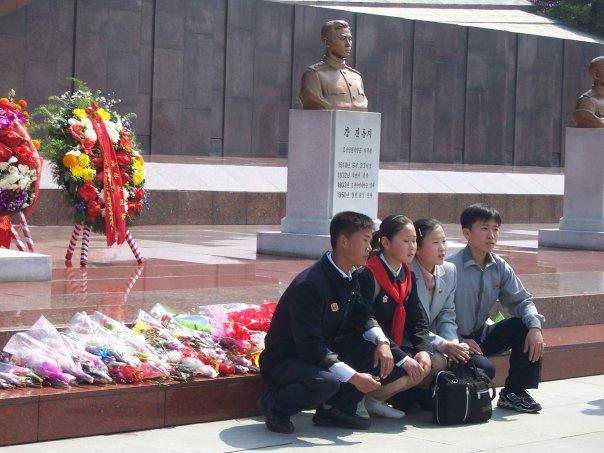REVOLUTIONARY MARTYRS' CEMETERY, MOUNT TAESONG, PYONGYANG