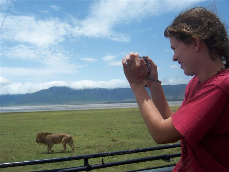 Elisa•safari•Ngorongoro