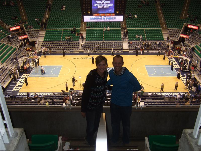 Salt Lake City, NBA - Utah Jazz