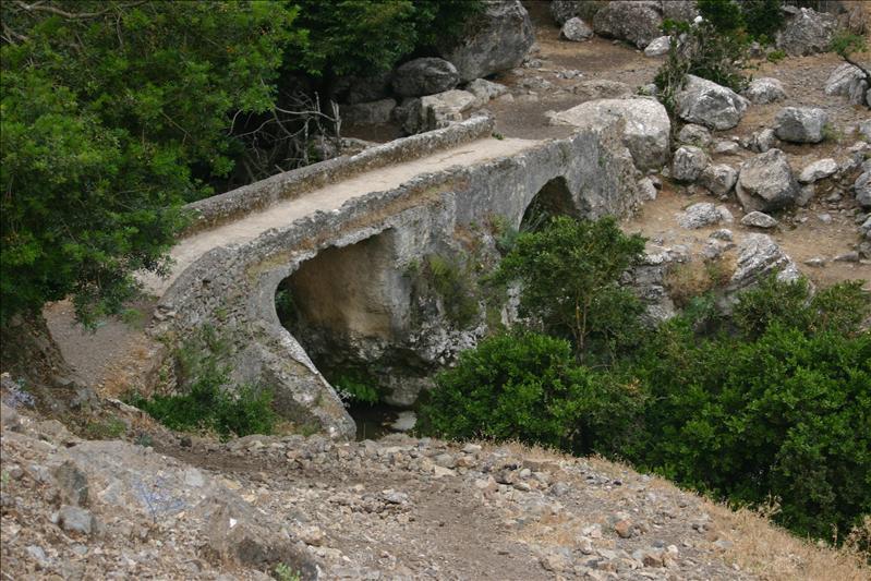 Pont Farda between Imizzar & Akchour.