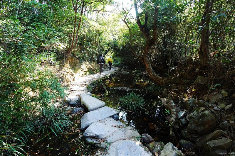 苗三古道 Miu Sam Ancient Path