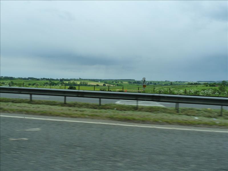the way to Brampton