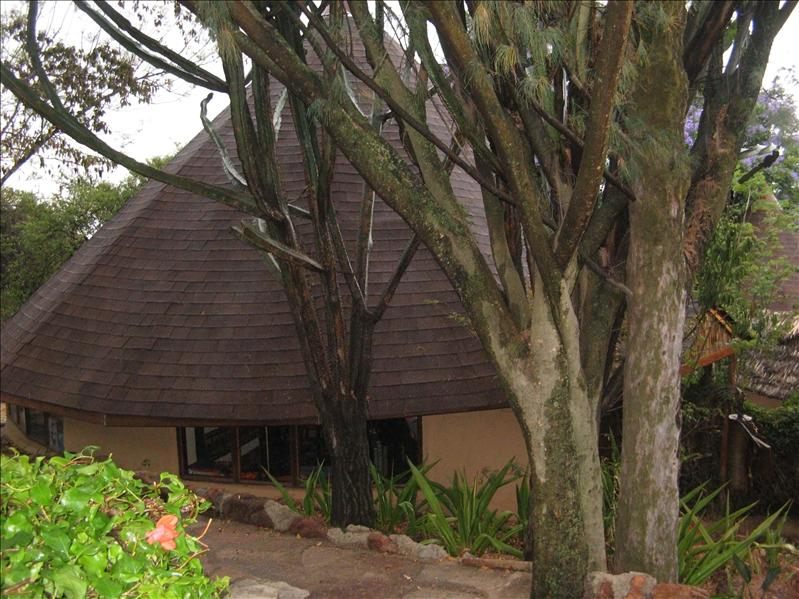 Accomadation at Masai Mara