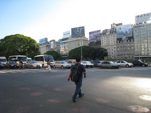 verdens bredddeste gade :)
