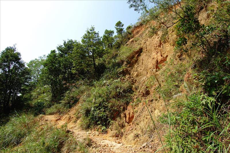 山泥傾瀉 Landslide