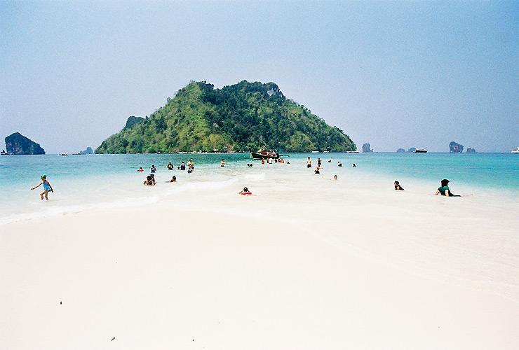 เกาะทับ (ทะเลแหวก)