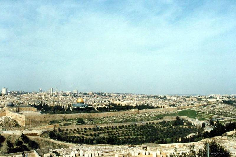 Mount of Olives 橄欖山