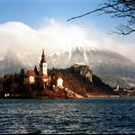 Bled, Slovenia, Dec, 2001