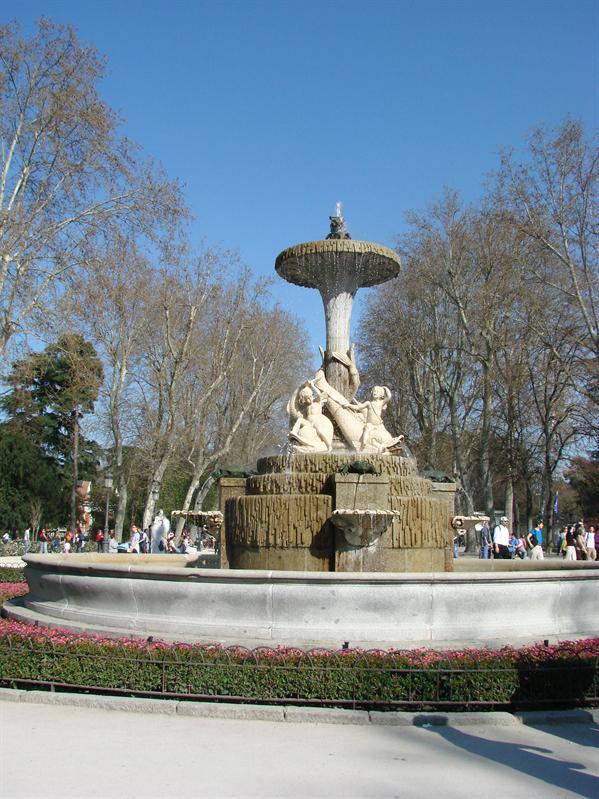 Parc Del Retiro