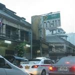 Bangkok trraffic