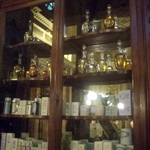 Santa Maria Novella, perfume made my MONKS