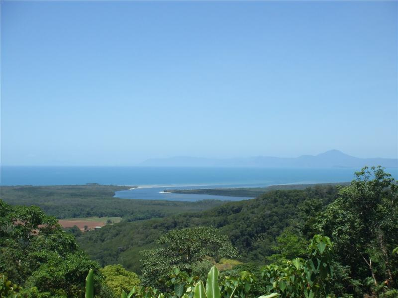 Alexandra Lookout Point, Cape Tribulation