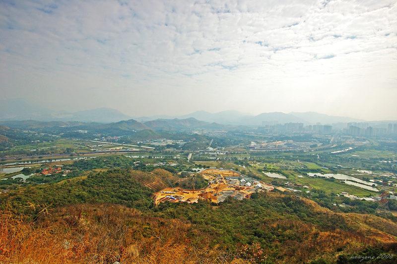 Lowland of Sheung Shui上水平原