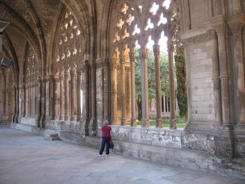 ... grand cloister.