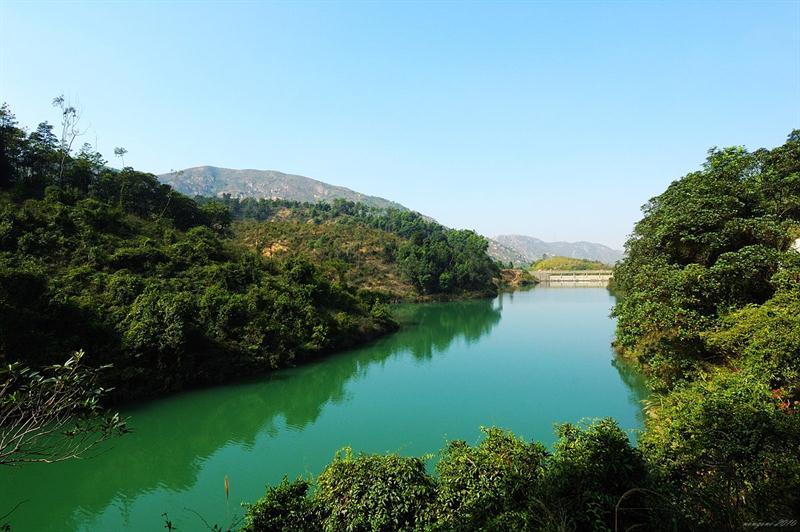 黃泥墩水塘 Wong Lai Tun Reservoir