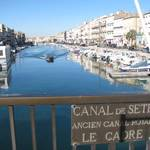 The canal at Sete...